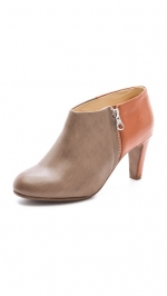 Two tone booties by Chloe at Shopbop