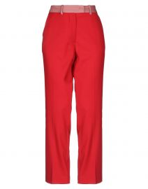 Two tone trousers by Pinko at Yoox