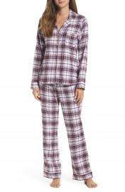 UGG   Raven Plaid Pajamas at Nordstrom