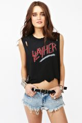 UNIF Slayher Tee at Nasty Gal