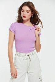 UO The Baby Tee at Urban Outfitters