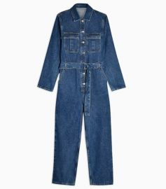 UTILITY DOUBLE BELT BOILER SUIT at Yoox