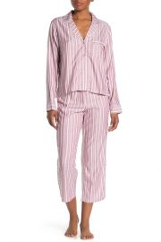 Ugg Katherine Striped Pajama Set at Nordstrom Rack