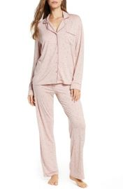 Ugg Lenon Pajamas in Pink Stars at Nordstrom