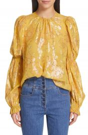 Ulla Johnson Aster Fil Coup   Blouse   Nordstrom at Nordstrom