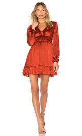 Ulla Johnson Callista Dress in Crimson from Revolve com at Revolve