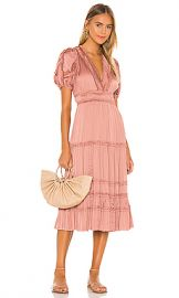 Ulla Johnson Ines Dress in Copper from Revolve com at Revolve