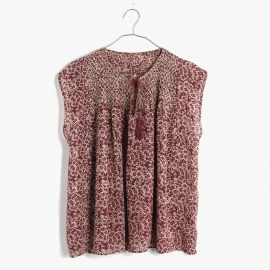 Ulla Johnson Tilda Blouse at Madewell