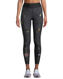 Ultracor Ultra High-Rise Galaxy Performance Leggings at Neiman Marcus