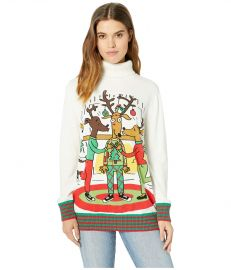 Under The Mistletoe Sweater at Zappos