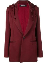 Undercover Hooded Blazer - Farfetch at Farfetch