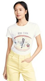 Unfortunate Portrait Ride Cher T-Shirt at Shopbop