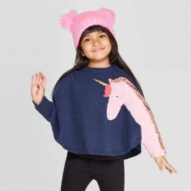Unicorn Pullover by Cat & Jack at Target at Target