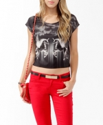 Unicorn tee from Forever 21 at Forever 21