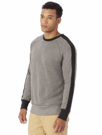 University Vintage French Terry Pullover Sweatshirt at Alternative
