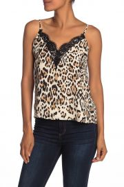 V-Neck Lace Camisole at Nordstrom Rack