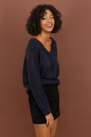 V-neck Sweater at H&M