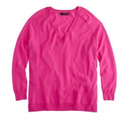 V neck Sweater at J. Crew