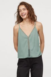V-neck camisole at H&M