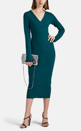 V-neck sweaterdress by Marc Jacobs at Saks Fifth Avenue