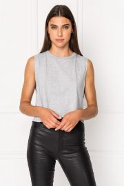 VIDA Asymmetric Tank Top at Vidi Collection