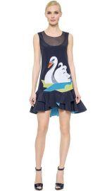 VIKTOR andamp ROLF Swan Dress at Shopbop