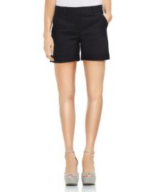 VINCE CAMUTO Cuffed Shorts Women - Bloomingdale s at Bloomingdales