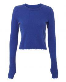 Valencia Cashmere Sweater at Intermix