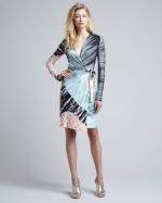 Valencia dress by Diane von Furstenbert at Bergdorf Goodman