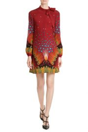 Valentino Volcano Dress at Stylebop