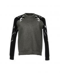 Valentino Panther Sweatshirt at Yoox