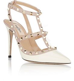 Valentino Rockstud Caged Pumps at Barneys