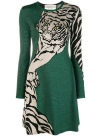 Valentino Tiger Re-Edition Dress - Farfetch at Farfetch