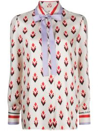 Valentino pussy-bow Blouse - Farfetch at Farfetch