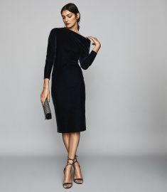 Valeria Dress at Reiss