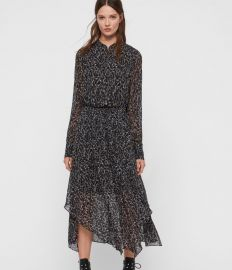 Valeria Waterleo Dress at All Saints