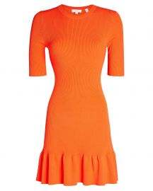Vance Ruffled Dress by A.L.C. at Intermix