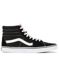 Vans Black Sk8 Hi Sneakers Black Sk8 Hi Sneakers at Farfetch