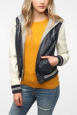 Varsity Lover jacket by Obey at Urban Outfitters