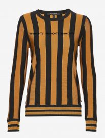 Varsity Stripe Pullover  at Scotch and Soda