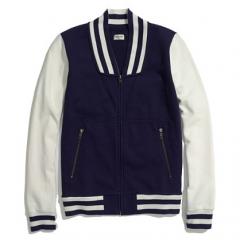 Varsity Zip Jacket at Madewell