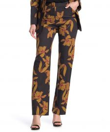 Vaughn Floral Wool Blend Trousers by A.L.C. at Nordstrom Rack