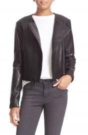 Veda  Dali  Lambskin Leather Jacket at Nordstrom