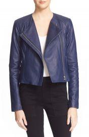 Veda  Dali  Leather Jacket at Nordstrom