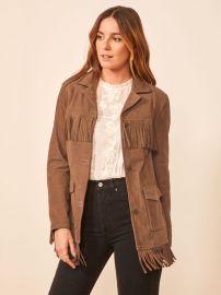 Veda Jacket at Reformation