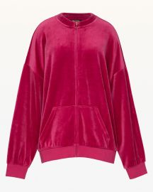 Velour Beverly Jacket by Juicy Couture at Juicy Couture