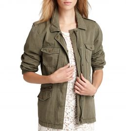 Velvet by Graham  amp  Spencer Army Jacket at Bloomingdales