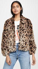 Velvet Anne Faux Fur Jacket at Shopbop