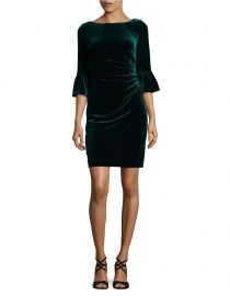 Velvet Bodycon Dress by Vince Camuto at Lord & Taylor