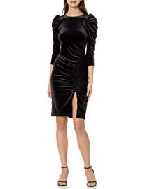 Velvet Lily Dress at Amazon